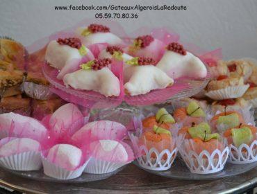 Gâteaux Algérois «La Redoute»