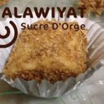 Sucre d'orge Halawiyat